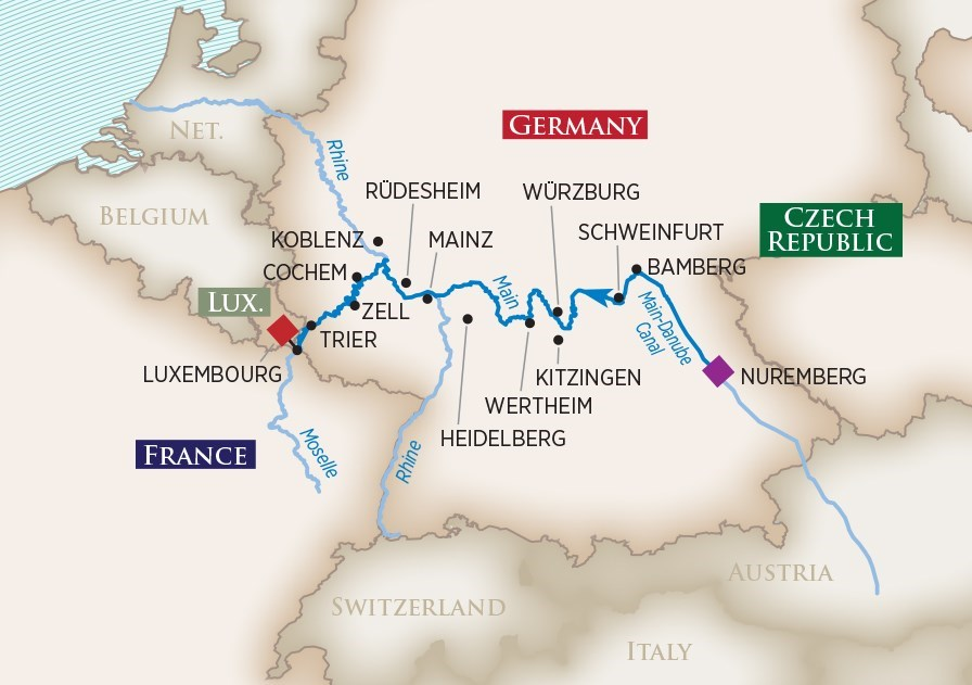 europesriverscastles_nue_lux_map_2018