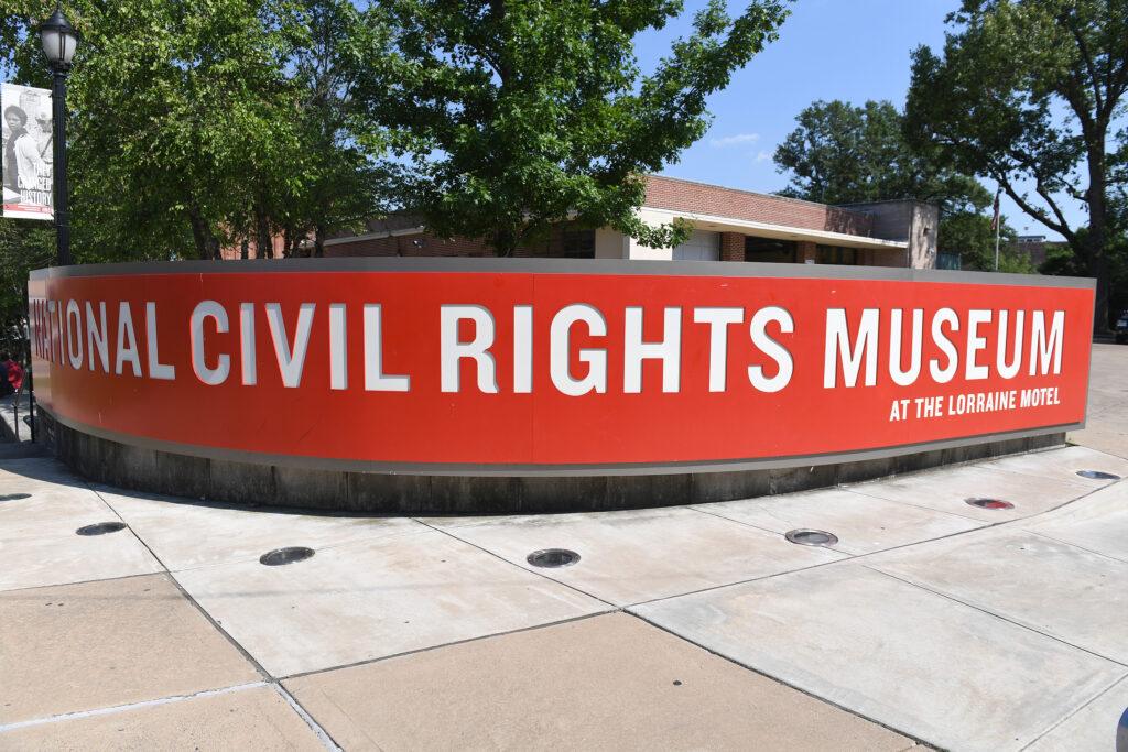 Memphis, TN, USA – June 9, 2017: The National Civil Rights Museu