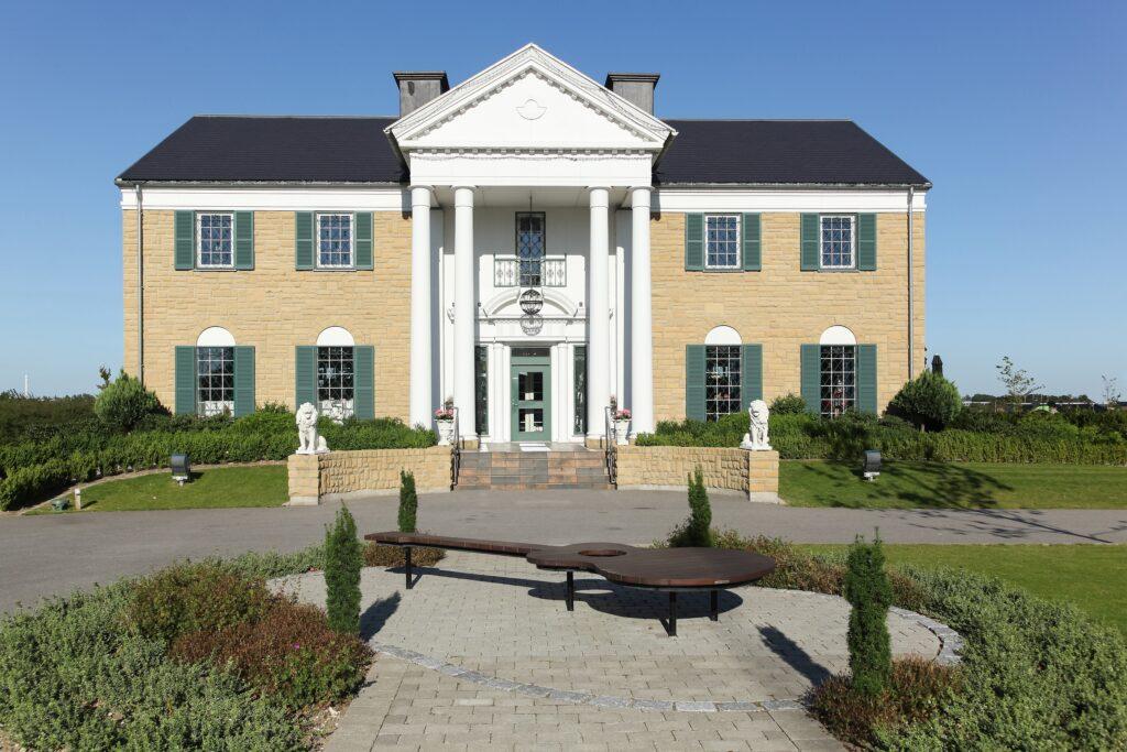 Graceland, Elvis Presley museum in Randers, Denmark