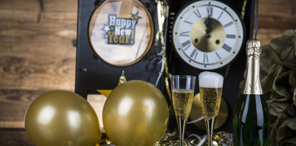 New Year's Eve, Champagne, New Year 31